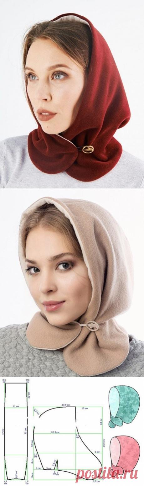 Модный и удобный головной убор