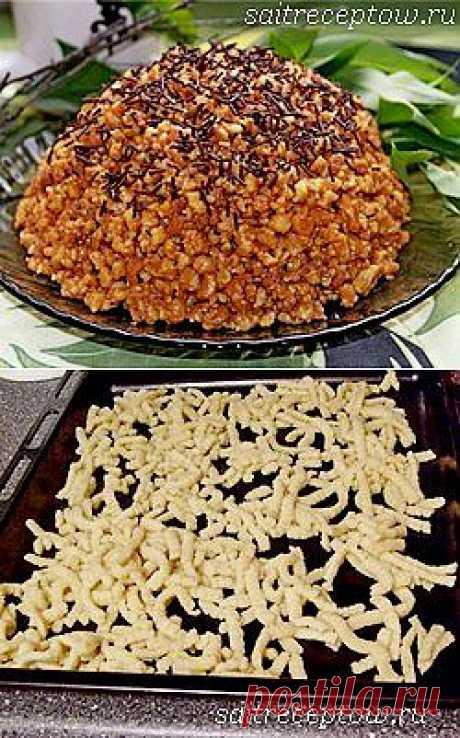 Как приготовить торт Муравейник. | Сайт рецептов