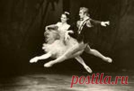 Гений танца-Владимир Васильев(живопись,стихи)