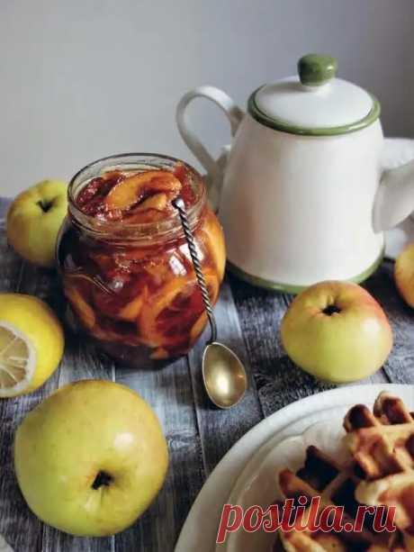 (6) Вкусно как в детстве: 5 рецептов яблочного варенья - БУДЕТ ВКУСНО! - медиаплатформа МирТесен