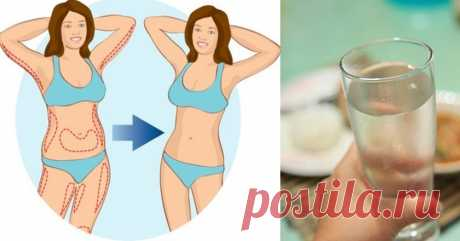 Как похудеть с помощью воды - Женская страница