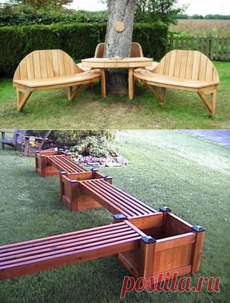 мебель для любого участка