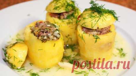 Самая вкусная картошка по-карачаевски | Кулинарушка - Вкусные Рецепты