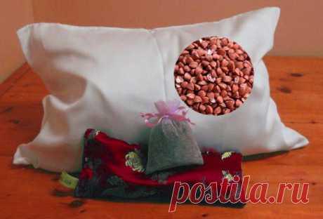 Как ухаживать и стирать подушки из гречневой лузги: советы по чистке
