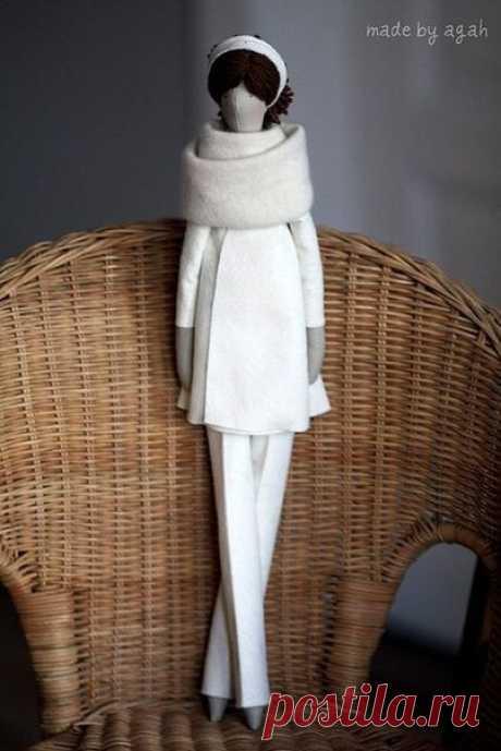 Стильные куклы Тильда / Дизайн для всех!