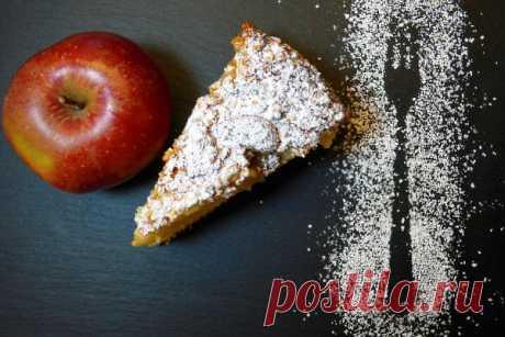 Диетический овсяный пирог с яблоками – БУДЬ В ТЕМЕ