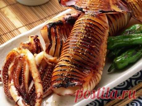 Ценный морской продукт питания. — Мегаздоров