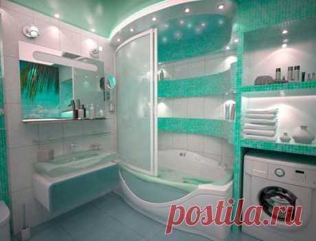 El cuarto de baño. ¿Cómo a Ud?