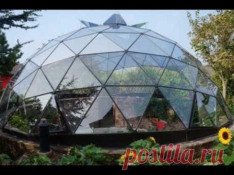Расчет купольной теплицы диметром 6 метров, радиус 3 метра, стоимость теплицы. Все по уму.