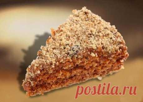 Торт «Пища богов» прекрасно подойдет по случаю любого торжества! Во-первых, он необыкновенно вкусный, во-вторых, приготовить его можно довольно быстро и просто, а в-третьих, вам не потребуется мучиться, придумывая, как украсить этот торт – он и так очень красиво и …