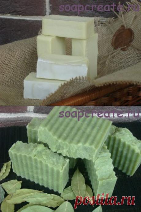 Рецепты домашнего мыла с нуля