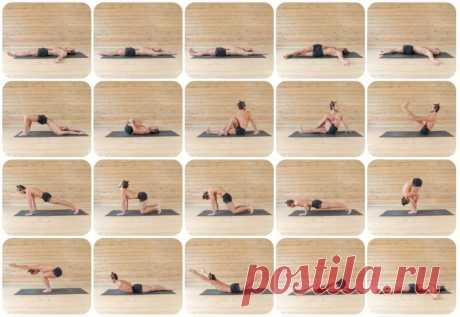 Лечение грыжи позвоночника практикой йоги | Йога-Блог