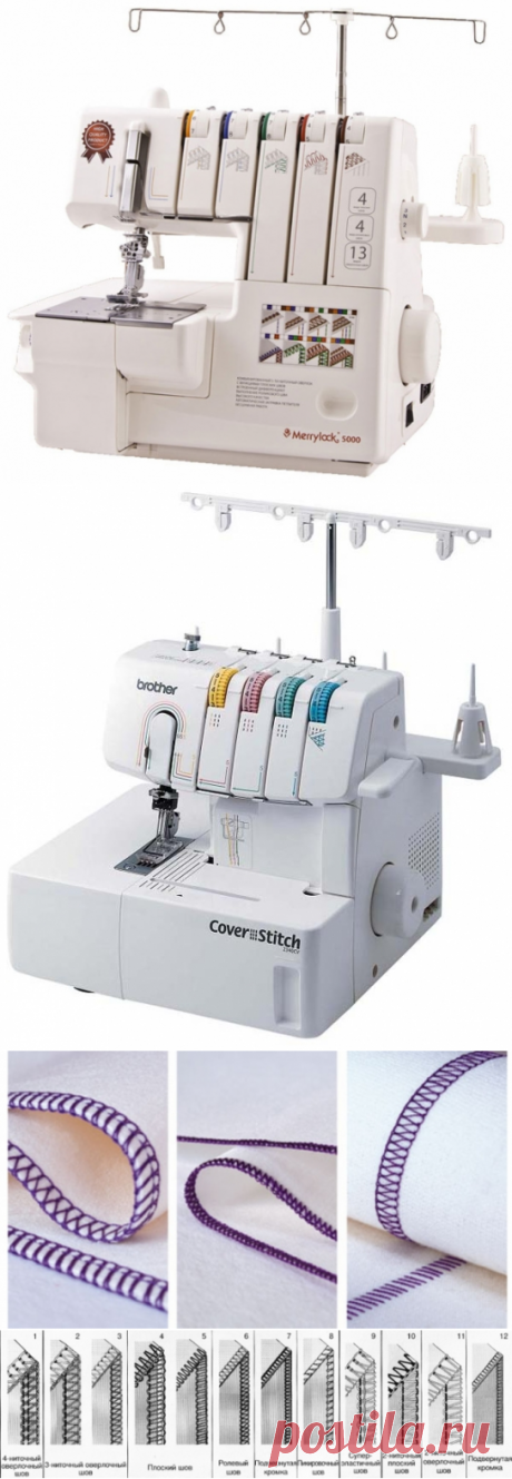 Выбираем швейную машинку: о чем вам никогда не расскажут в магазине / Умные вещи
