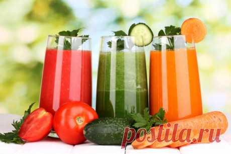 Основы питьевой диеты