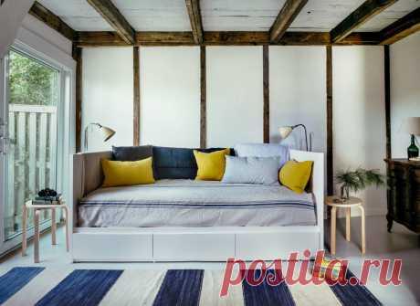 Идея для дачи: гостевой домик, который построили сами — INMYROOM
