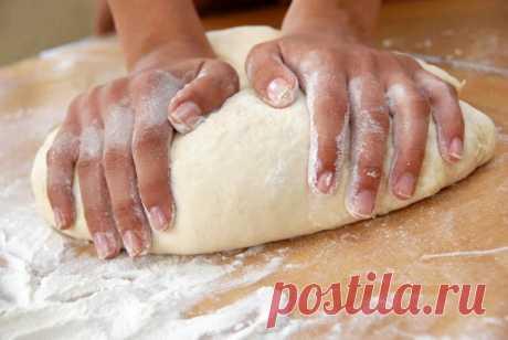 Французское тесто для идеальных пирожков - готовить его очень просто