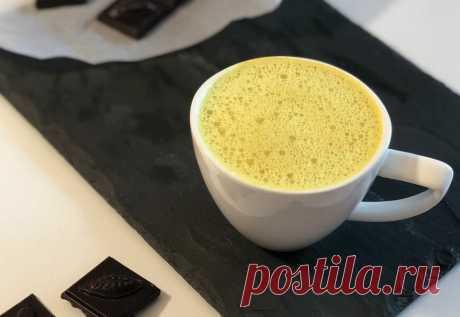 Золотое молоко или рецепт имбирного латте | Organicwoman | Яндекс Дзен