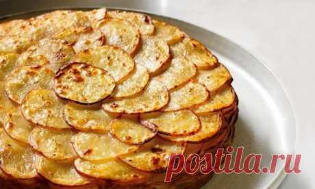 Вот лучший способ приготовить картошку: ↪ Загляденье, обязательно попробую 🍴