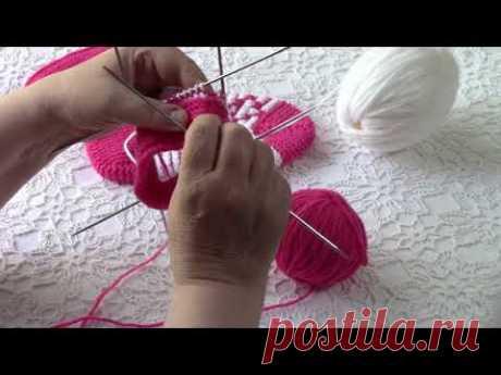Носки, которые все хотят связать размер 35 - 37