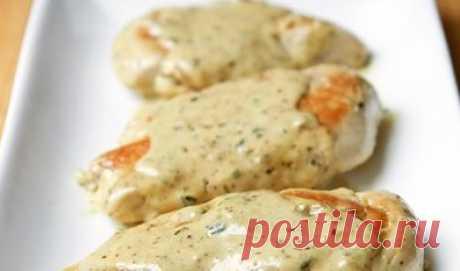 Курица в молочно – чесночном соусе | WOOMEDIA.RU