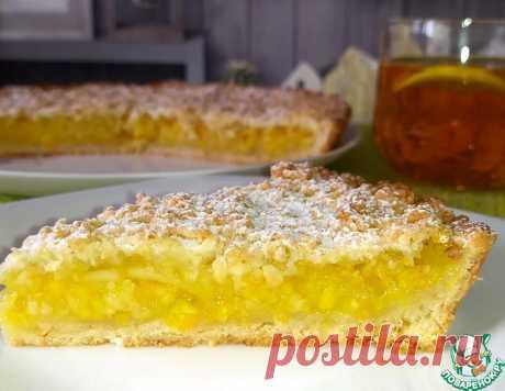 Яблочно-апельсиновый пирог – кулинарный рецепт