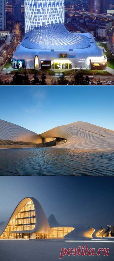 Топ-10 самых красивых зданий в мире