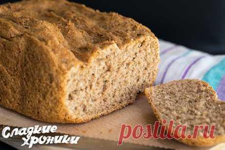 👌 Хлеб из 100 цельнозерновой муки в хлебопечке, ссылки Хлеб из цельнозерновой муки в хлебопечке   Вода 390 мл. Молоко 10 мл. Масло подсолнечное 1 ст.л. Мука цельнозерновая 600 гр. Соль 11/2 ч.л. Сахар 1 ст.л. Дрожжи сухие 1 ч.л.