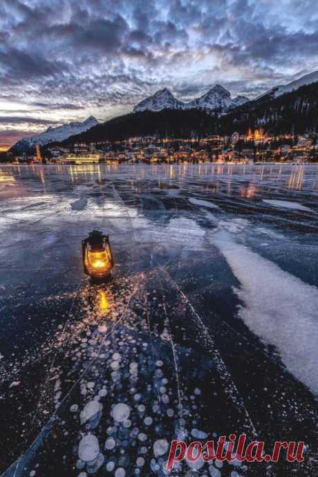(7) Наш мир - удивительный , и красивый, весёлый и мудрый. Санкт - Мориц Швейцария
