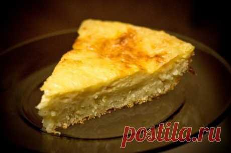 Сырный пирог «Приворотный»