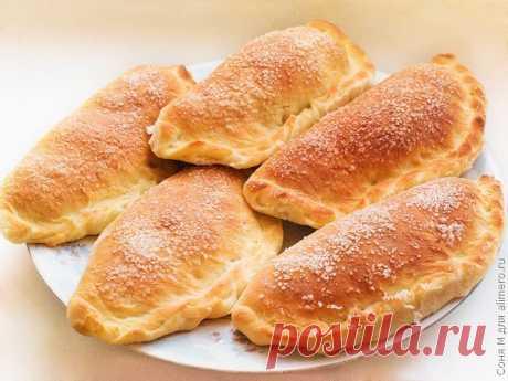 Пирожки с вареной сгущенкой дети встречают с радостью! | Четыре вкуса