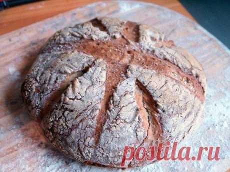 Как приготовить овсяный хлеб - рецепт, ингредиенты и фотографии