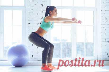Какие простые упражнения помогают победить целлюлит