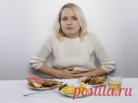 Правила, которые помогут избежать расстройства пищеварения