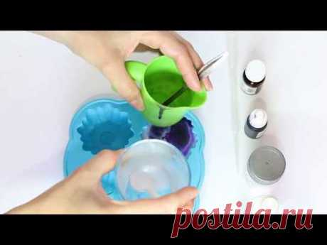 Мыло ручной работы - Лаванда