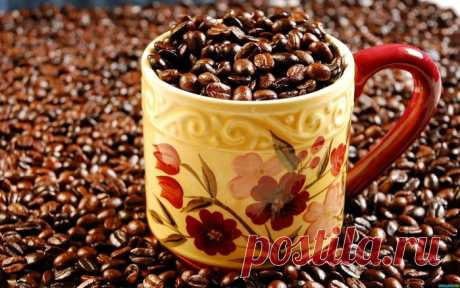 Пылающий кофе - фейерверк эмоций!.