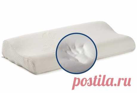 Купить ортопедическую подушку Banga в Минске | Подушка с эффектом памяти, цена