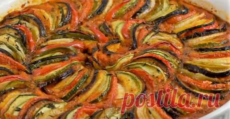 Рататуй (рагу) — типичное овощное блюдо французской кухни. Которое в настоящее время готовят с добавлением мяса. Если блюдо готовится только с овощами, то его кладут к мясу, как гарнир. Когда оно объединяет и овощи и мясо, то представляет собой отдельное готовое блюдо.