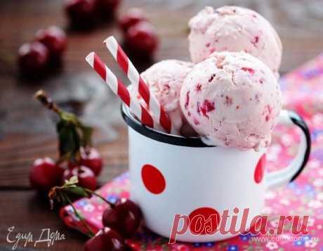 Домашнее мороженое: 10 лучших рецептов от «Едим Дома».