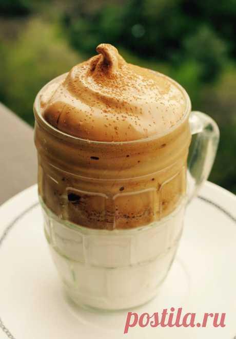 """Невыразимая легкость кулинарного бытия...: Кофе """"Дальгона"""""""