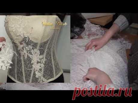 Классификация сеток для Свадебных Нарядов.