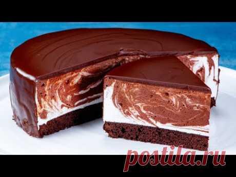 """Торт """"Птичье молоко"""" - легкий и воздушный десерт, который стоит попробовать!"""