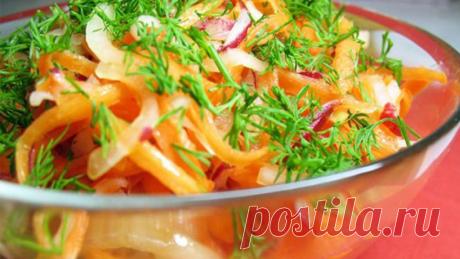 Полезный салат из сырых овощей для похудения Худейте вкусно!