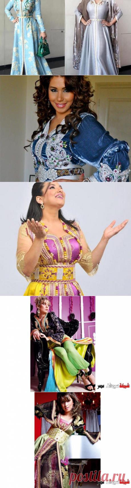 قفطان مغربي عصري – سيدات مصر