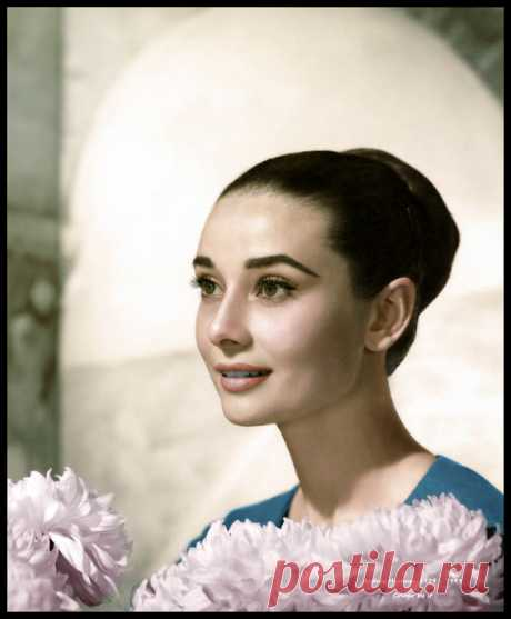 Audrey Hepburn 1929 - 1993