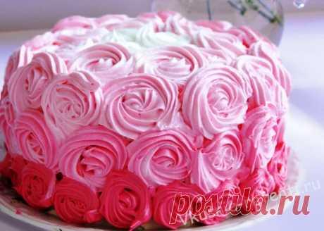 "ЗНАМЕНИТЫЙ ТОРТ ""КРАСНЫЙ БАРХАТ"" (RED VELVET CAKE) | Четыре вкуса"