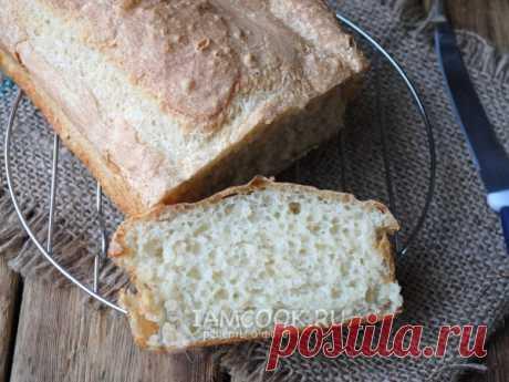 Заливной хлеб ... приготовим даже не испачкав руки мукой
