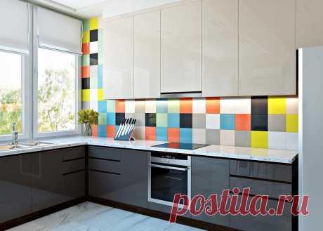 Мелкоформатная плитка в дизайне кухни Мелкоформатная плитка в дизайне кухни: желанный гость в отделке кухонного фартука. Особенности и преимущества материала, как использовать.