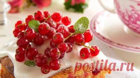 Необычные десерты из замороженных ягод: 9 оригинальных рецептов
