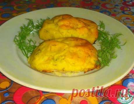 Картофельные зразы с фаршем и сыром – кулинарный рецепт