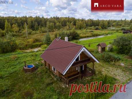 Müüa suvila, Kesk 129, Varnja, Peipsiääre vald, Tartumaa - Kinnisvaraportaal KV.EE
